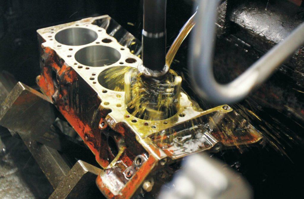 восстановление двигателя хендай киа